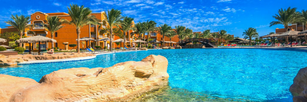 Єгипет.  Caribbean World resort Soma Bay 5*.